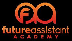 Logo van Future Assistant Academy - Voor futureproof assistants in het onderwijs en bedrijfsleven